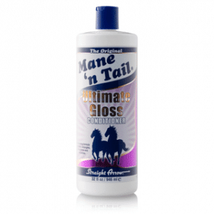 ManeNTailEquine UltimateGlossConditioner 32oz front HeroImage