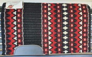 mayatex filt svart rod