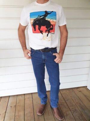 821 texas wrangler jeans