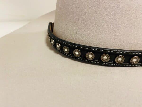 hattband nitar brunt lader 1