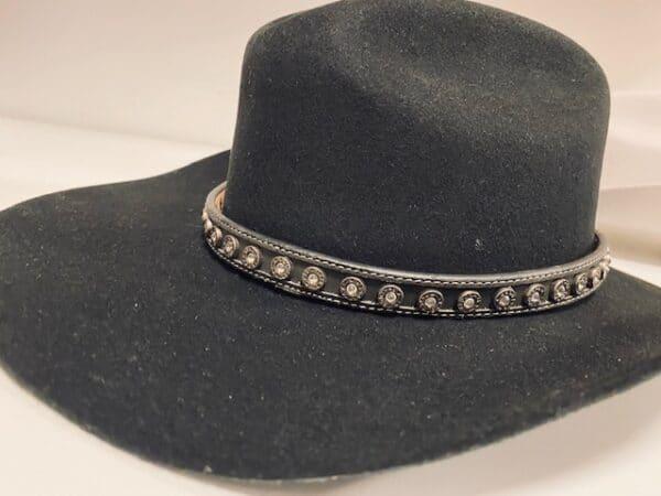 hattband nitar brunt lader 2