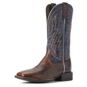 dynamic western boot ariat