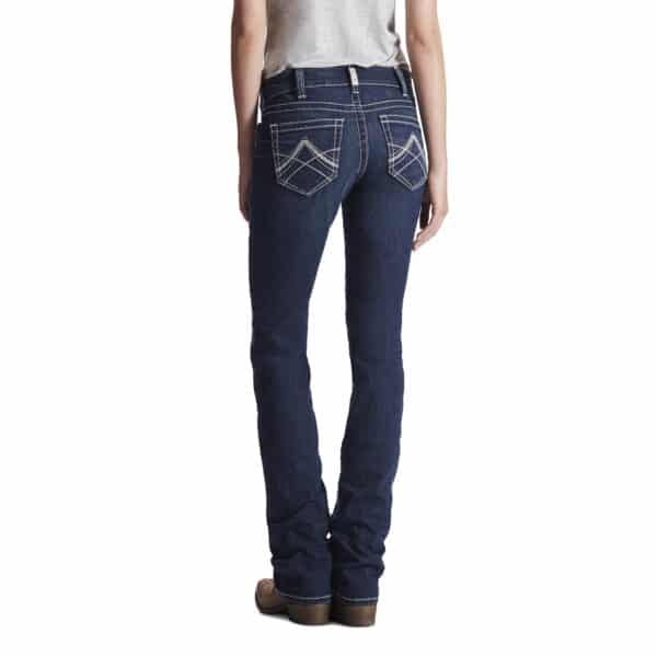 ariat jeans real straight icon
