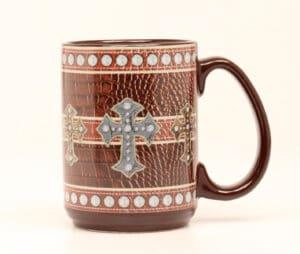 kaffemugg kors