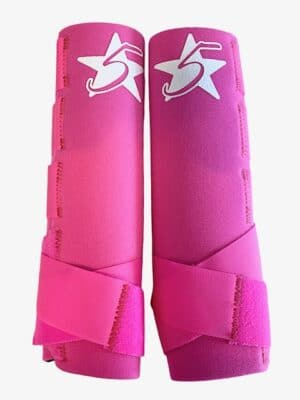 benskydd rosa 5star