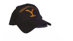 YELLOWSTONE KEPS SVART