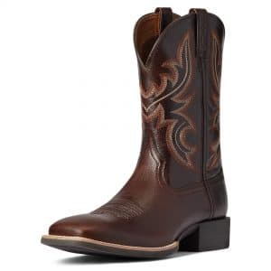 10038362 sport cow country westernboot ariat 1