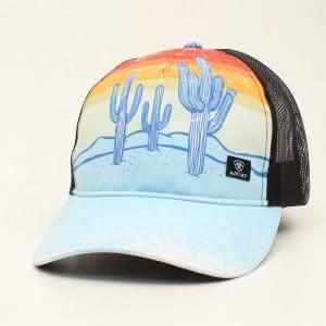 ariat keps desert kaktus