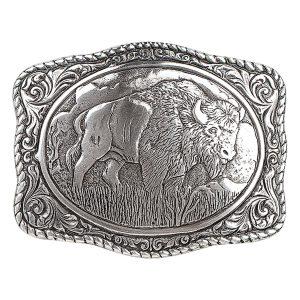 buffalo buckla western
